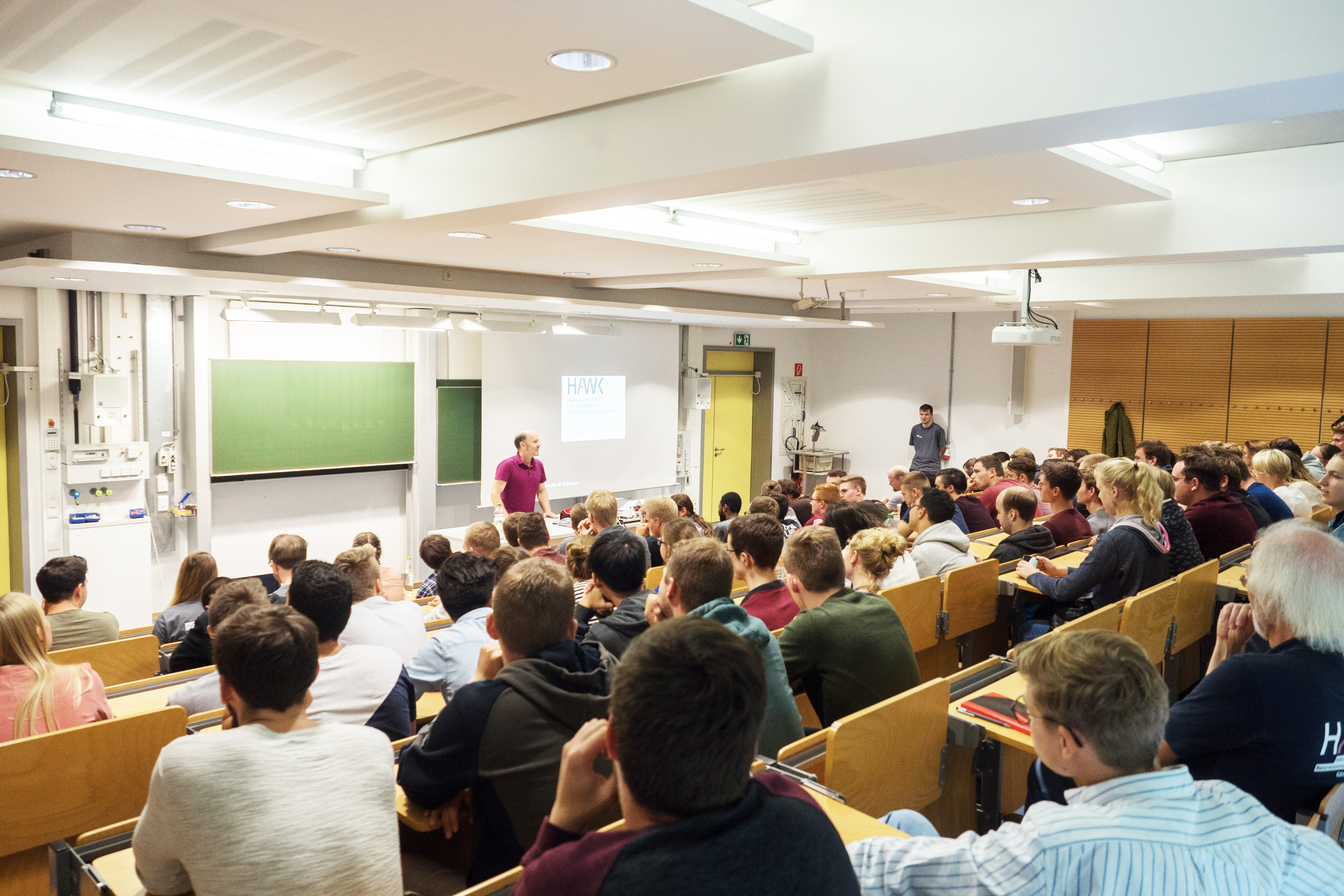 Event Schnupperstudium an der Fakultät Ingenieurwissenschaften ...